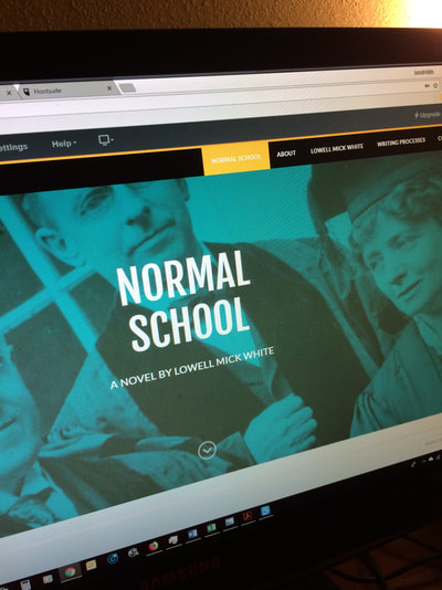 Normal School an academic noir